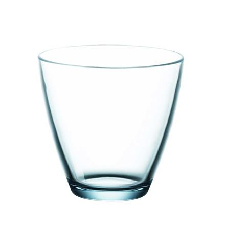 Bitz Vandglas 26 cl  6 stk. blå