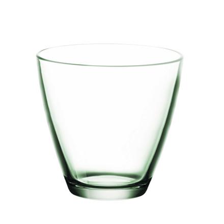 Bitz Vandglas 26 cl 6 stk. grøn