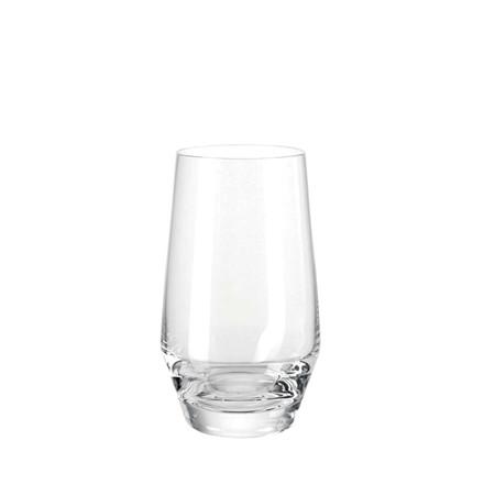 Leonardo Puccini longdrinkglas 36,5 cl 6 stk.