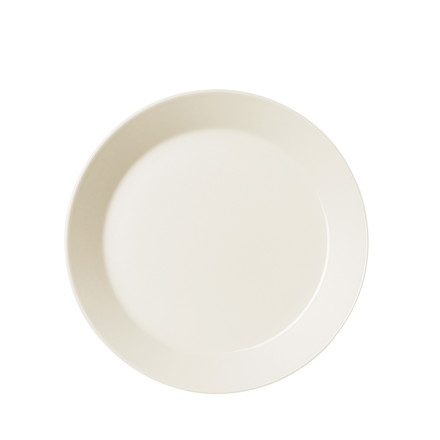 IITTALA Teema frokosttallerken 21 cm hvid