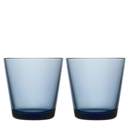 Iittala Kartio glas 21 cl regn 2 stk.