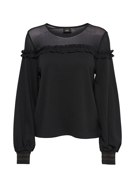 ONLY Cherry o-neck sweat