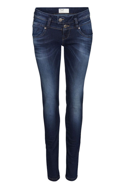 PULZ Anett skinny jeans