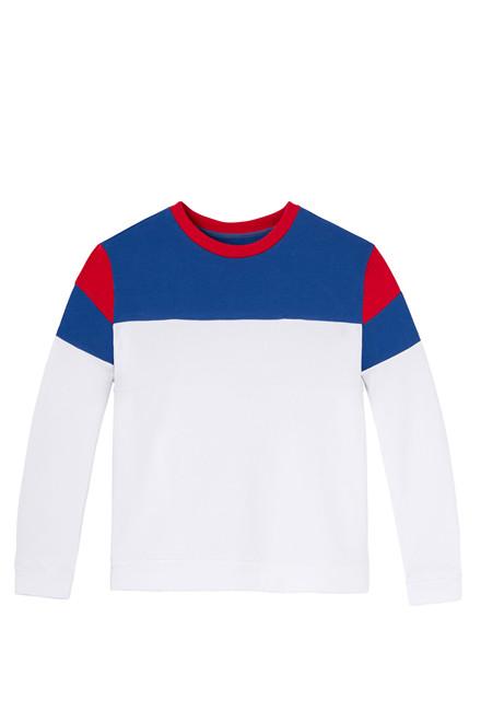 LEE Color Block sweatshirt