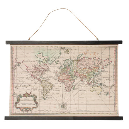 OPENMIND verdenskort
