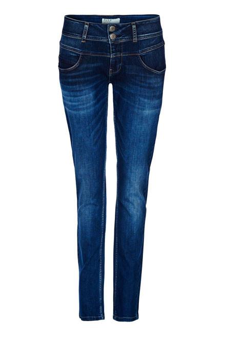 PULZ Haya Curved Skinny jeans