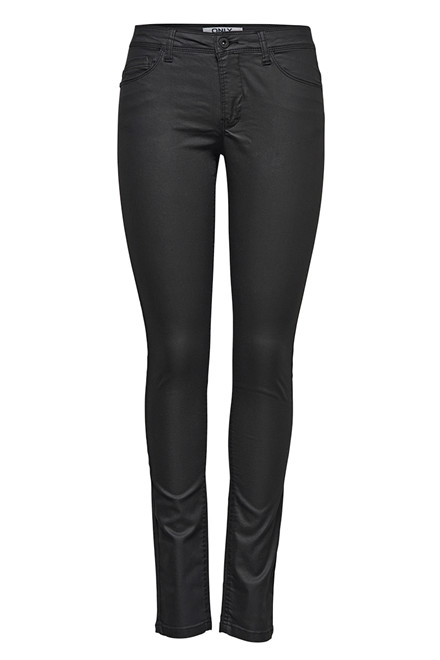 ONLY Ultimate skinny coated jeans
