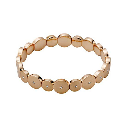 PILGRIM Bracelet : Classic : Rose Gold