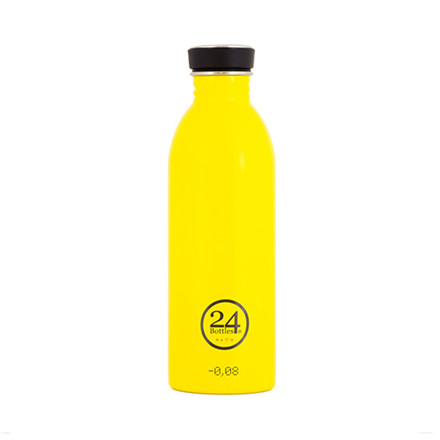 LUND STOUGAARD Urban Bottle 500ml Taxi Yellow