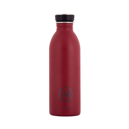 24BOTTLES Urban Bottle 500ml Country red