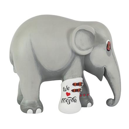 Elephant Parade We love Mosha global 10 cm