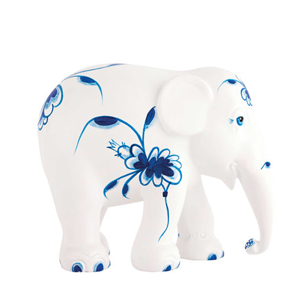 Elephant Parade Blue Dancers 20 cm