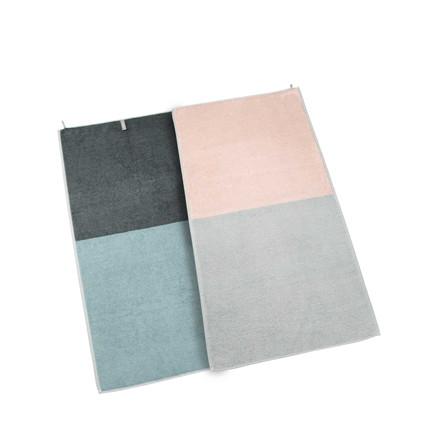 Mette Ditmer Domino håndklæde 50 x 100 cm nude