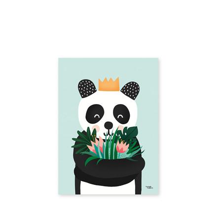 ROOM2PLAY Panda 30x40 cm