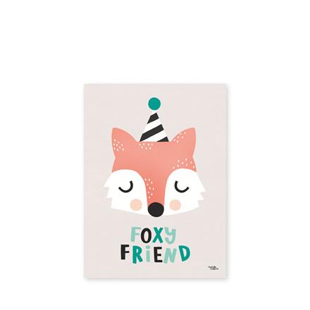 ROOM2PLAY Foxy Friend 30x40 cm