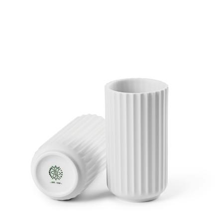 LYNGBY PORCELÆN Lyngby vase 12 cm hvid