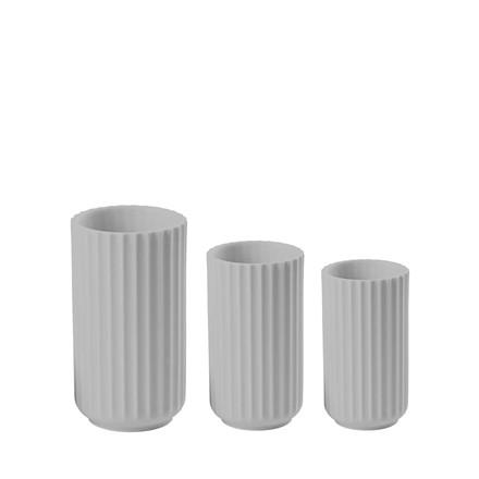 LYNGBY PORCELÆN Lyngby vase sæt