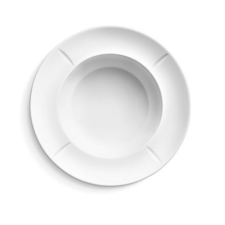 ROSENDAHL Grand Cru Soft Pastatallerken 25 cm