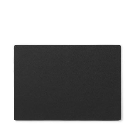JUNA Basic dækkeserviet 30x45 cm sort
