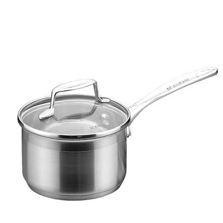 SCANPAN Impact kasserolle med låg 1,8l