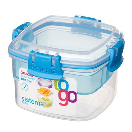 SISTEMA Snack To Go boks 400 ml