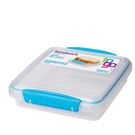 SISTEMA Sandwich boks To Go 450 ml