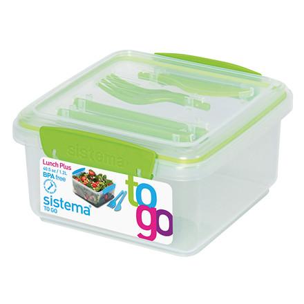Sistema Lunch Plus boks To Go 1,2 l