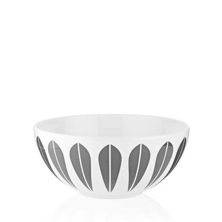 LUCIE KAAS Lotus skål medium grå