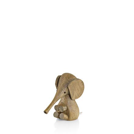 LUCIE KAAS Elefant røget egetræ