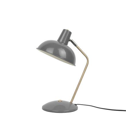 LEITMOTIV Bordlampe Hood grå