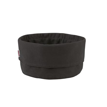 STELTON Brødpose, stor, sort/sort