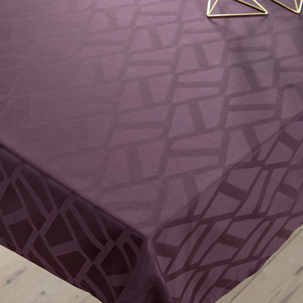 COMPLIMENTS Ice Damask 140x270 cm
