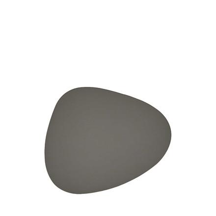 LIND DNA Softbuck curve glasbrik mørk grå