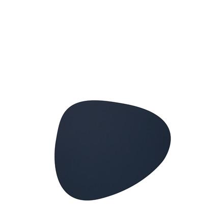 LIND DNA Softbuck curve glasbrik navy blå