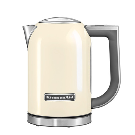 KitchenAid elkedel 1,7 l creme