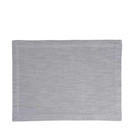 BASTIAN Dækkeserviet lys grå L45cm B33