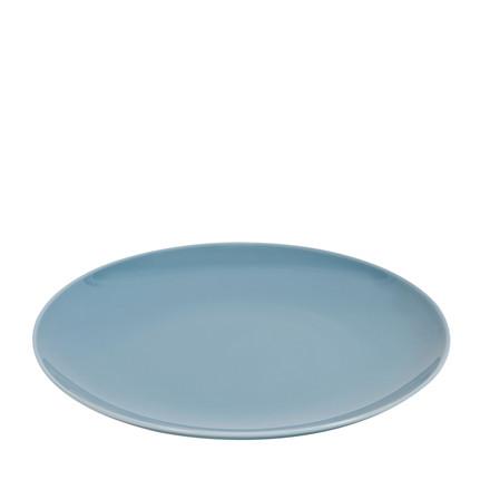 Pillivuyt Blå Bretagne flad tallerken 26,5 cm mørk blå