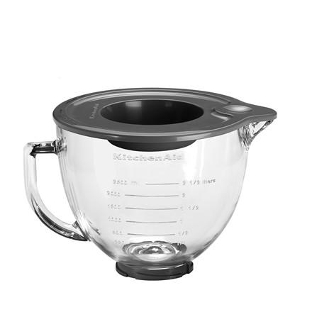 KitchenAid glasskål til mixer