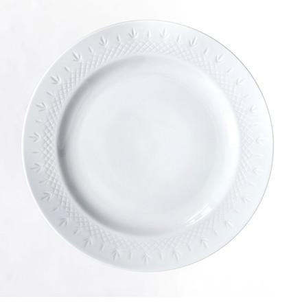 FREDERIK BAGGER Crispy dinner tallerken porcelæn 27cm