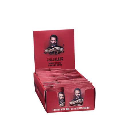 CHILI KLAUS Flowpack Chilikugler v. 6