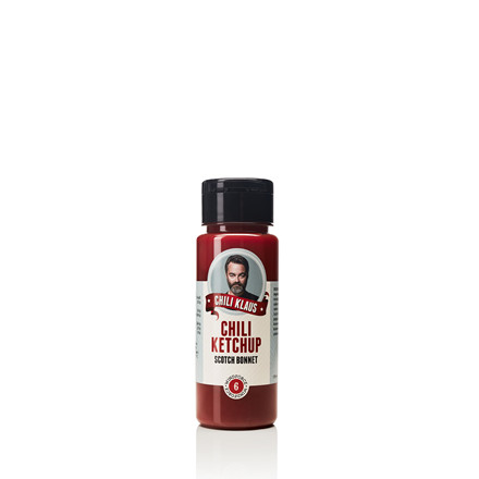 CHILI KLAUS Ketchup Scotch Bonnet v. 6
