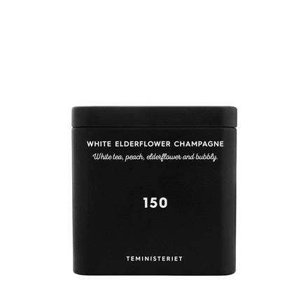 TEMINISTERIET White elderflower champagne