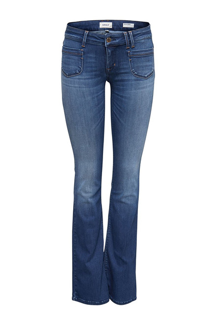 ONLY New Ebba low flared jeans
