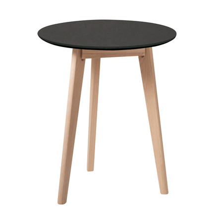 BLOOM cafébord sort Ø 60 cm