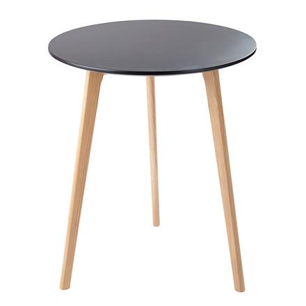 JACKIE cafebord sort Ø 60 cm