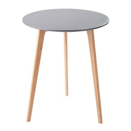 JACKIE cafebord grå Ø 60 cm