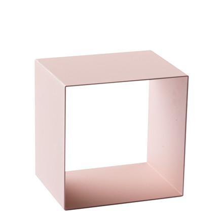SHAPE IT metalbogkasse rosa