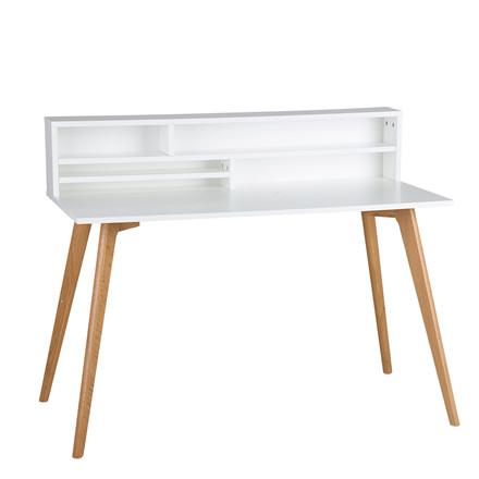 ODA skrivebord med reol