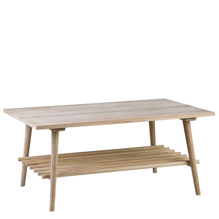 WOOD sofabord 100X65X45 cm