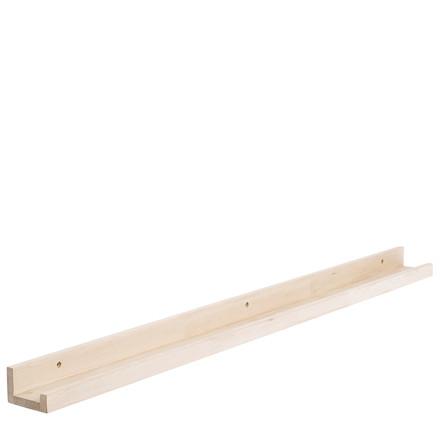 Wood gallerihylde 120 cm